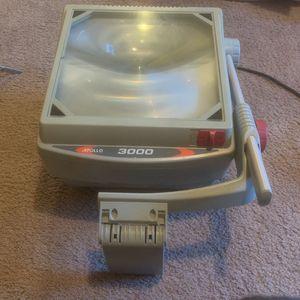 Apollo 3000 Overhead Projector for Sale in Sacramento, CA