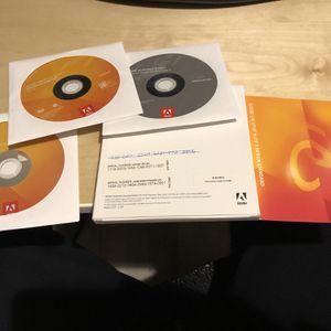 Adobe Creative Suite 5 Design Standard for Sale in Granite Bay, CA