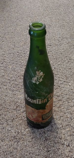 Antique Mt. Dew Bottle for Sale in Burlington, NC