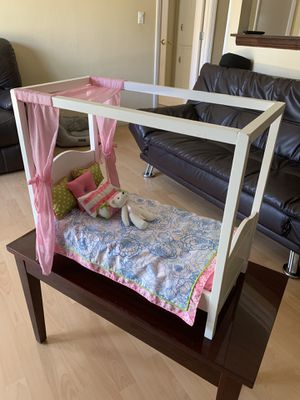 American Girl Doll Bed for Sale in Fountain Valley, CA