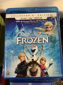 Disney Blu-Ray + DVD Combo Packs (no digital code) for Sale in Selma,  TX