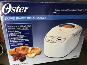 New bread maker for Sale in Lancaster, CA