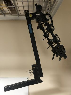 "THULE 4 Bike Rack for Trailer Hitch 2"" receiver for Sale in Grand Prairie, TX"