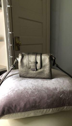 Silver Wristlet/Handbag for Sale in Adamstown, MD