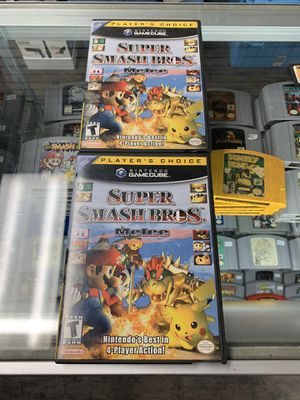 Super smash bros melee $65 Gamehogs 11am-7pm for Sale in East Los Angeles, CA
