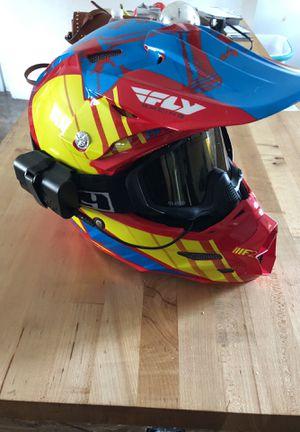 Snowmobile helmet for Sale in Eatonville, WA