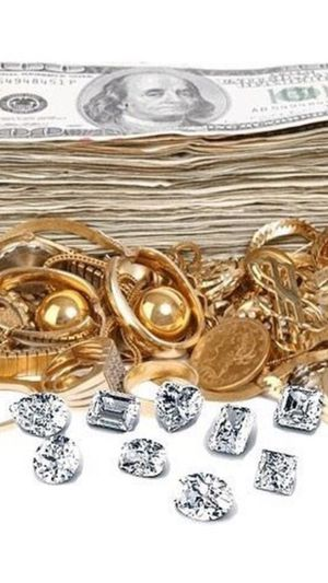 GOLD DIAMONDS AND SILVER for Sale in Chamblee, GA