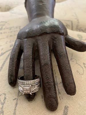 Women's engagement wedding set for Sale in Mills River, NC