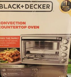 Black & Decker Convection Oven for Sale in Freeport,  NY