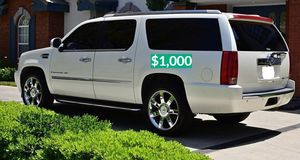 💲1OOO 2OO8 Cadillac Escalade Clean Interior for Sale in Chandler, AZ