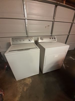 Washer & dryer set for Sale in San Marcos, CA