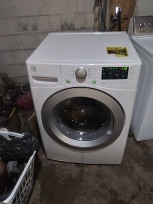 Nice quiet Kenmore front end loader washer for Sale in Hampton, VA
