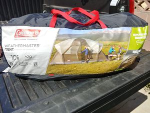 Coleman camping tent for Sale in Los Angeles, CA