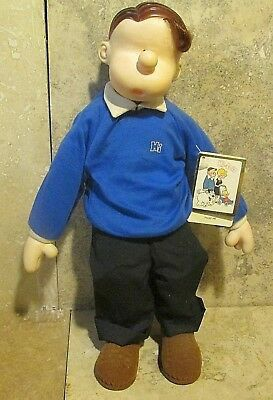 PRESENTS TOMY Hi & Lois Vintage Doll Cloth Comic Strip Plush Doll 1980's Rare with Original Tags Nice! for Sale in Lake Elsinore, CA