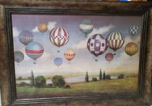 Hot air ballon Painting for Sale in Eagan, MN