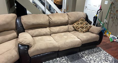 Recliner couches for Sale in St. Clair Shores,  MI