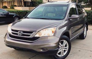 Full leather interior 2010 Honda CRV for Sale in San Jose, CA