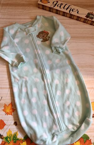 Newborn Monkey PJ Bundle for Sale in Gresham, OR