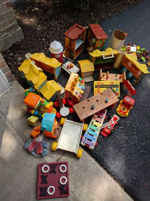 Vintage Toys for Sale in Downers Grove, IL