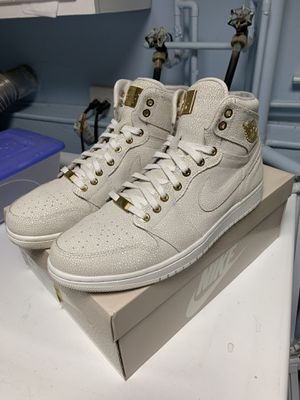 Jordan 1 Pinnacle (White) Size 11.5 for Sale in Villa Park, IL