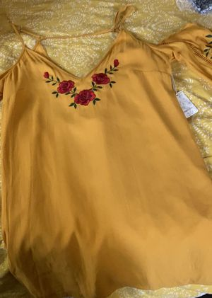 Yellow Party dress! for Sale in San Diego, CA