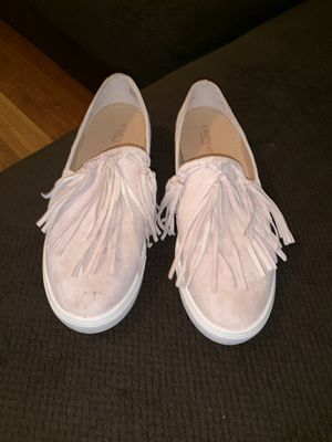 Fringe slip on sneakers for Sale in Avon, MA