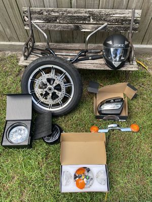 Harley Motorcycle Parts for Sale in Houston, TX