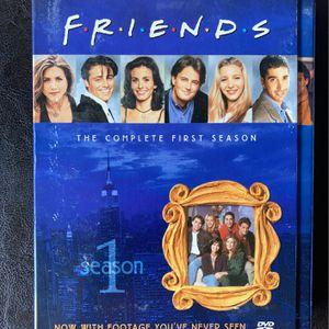 Friends Season 1 DVD for Sale in La Mirada, CA