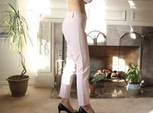 Aritzia T. Babaton Pink Trousers Size 4 for Sale for sale  Tacoma, WA