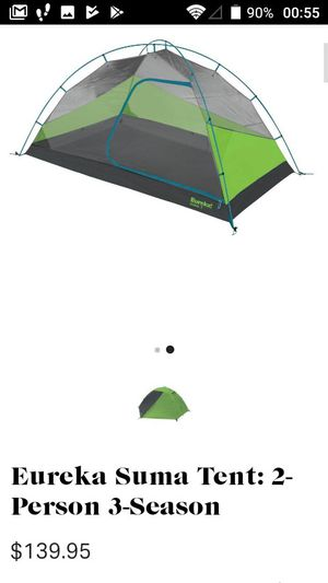 2 person camping backpacking tent Eureka Suma 2 for Sale in San Francisco, CA