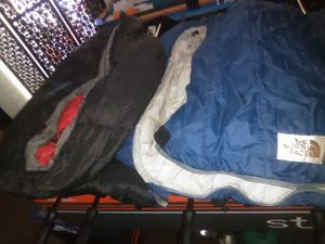 (2) 7ft mummy style sleeping bag for Sale in Los Angeles, CA