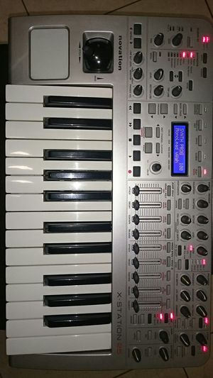 Novation X-Station 25 Synth for Sale in Miami, FL