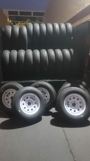 ●●●ST205/75D15 ●●●TRAILER TIRES ● for Sale in San Diego, CA