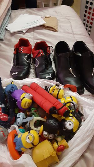 Kids toys and shoes for Sale in Irving, TX