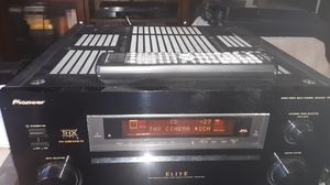 Pioneer Elite vsx-47tx receiver, was $3,000 new, with remote, excellent for Sale in Oceanside, CA