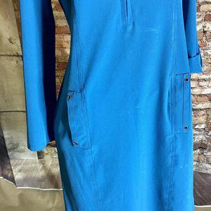 Peck & Peck Dress - Aqua - Size Small for Sale in Stone Mountain, GA