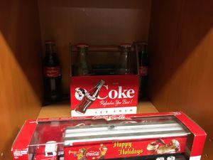 Collectible coke cola stuff for Sale in El Cajon, CA
