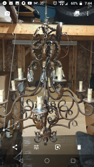 Chandelier for sale for Sale in Jamestown, NC