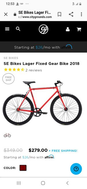 Lager se bikes for Sale in Indianapolis, IN