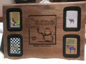 Camel. Zippo lighters for Sale in Federal Way, WA