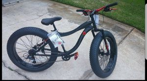 """Limited Edition Huffy Darth Vader 26"""" Fat Tire Mountain Bike 0312 of 2500 for Sale in San Jose, CA"""