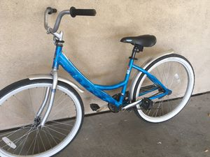 Good bike everything work good rims size 26 aluminum frame for Sale in San Jose, CA