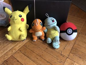 Pokémon Plushies for Sale in Brooklyn, NY