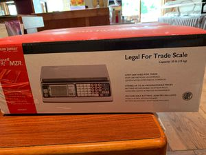 San jamar Trade scale for Sale in Germantown, MD
