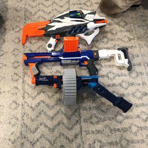 Nerf Gun Set for Sale in Los Angeles, CA