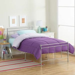 Kimball Kids Silvertone Twin Bed SILVER BRAND NEW for Sale in Nashville, TN