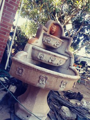 Water fountain for sell needs to go A.S.A.P for Sale in Chula Vista, CA