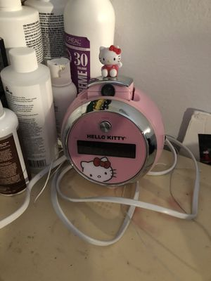 Hello kitty projector clock for Sale in Cutler Bay, FL