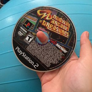 Midway Arcade Treasures For Ps2 for Sale in Phoenix, AZ