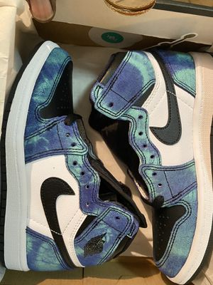 Jordan 1 high tie dye for Sale in North Miami Beach, FL